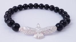 Herren-Armband aus Onyx * (HAB 5)