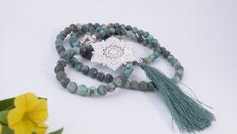 Halskette aus afrikanischem Türkis * (DHS 30)