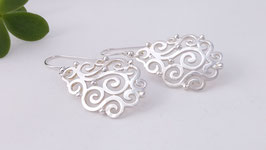 Ohrringe aus Silber (DOS 4)