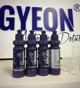 kit de polish GYEON - Compound+/Compound/Polish/Primer
