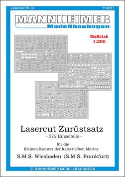 Lasercut Nr. 3a, Mannheimer Modellbaubogen (11/2017)