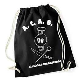 A. C. A. B. – Turnbeutel