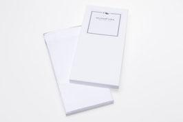 Taschentuch Halbdutzend weiß