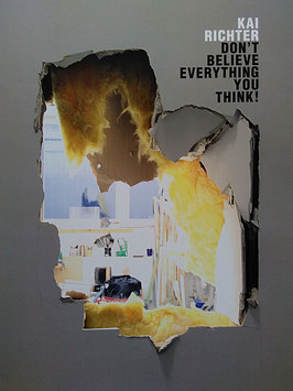 DON'T BELIEVE EVERYTHING YOU THINK - Kai Richter
