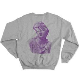 Portraits Sweatshirt Grey