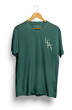 Leaf T-Shirt Green