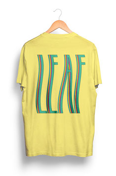 Psych T-Shirt Yellow