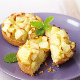 N504 - Tartelettes aux pommes
