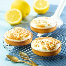 N505 - Tartelettes citron meringuées