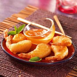 G360 - Beignets de crevette et leur sauce aigre/douce