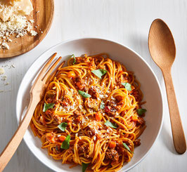 G353 - Spaghettis bolognaise