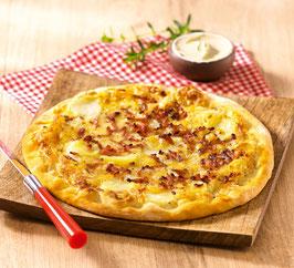 H168 - Pizza tartiflette