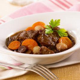 R332 - Joue de boeuf cuisinée aux carottes