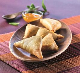 G364 - Samossas au boeuf et leur sauce chutney de mangue