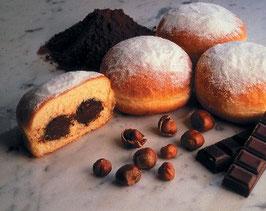 N593 - Beignets chocolat