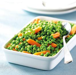W443 - Pois carottes