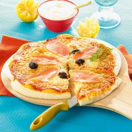 H169 - Pizza saumon