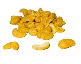 Curry Cashewkerne