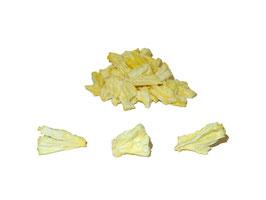 Bio Ananas gefriergetrocknet
