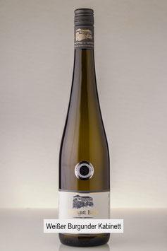 2018er Grauer Burgunder, Halbtrocken, 0,75 L
