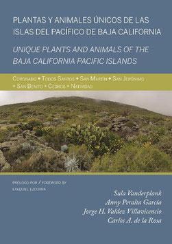 Plantas y animales únicos de las islas del Pacífico de Baja California