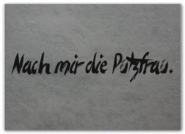 Putzfrau