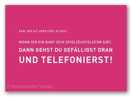 Telefonieren...