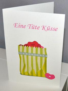 Eine Tüte Küsse