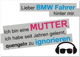 BMW Fahrer