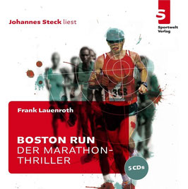 Boston Run – Der Marathon-Thriller (Hörbuchbox, 5 CDs)