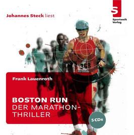 Boston Run – Der Marathon-Thriller (Hörbuchbox, 5 CDs)