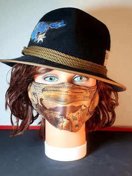 Mundsbedeckung Nasenmaske Nr.2
