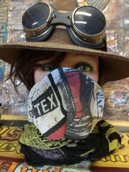 Mundbedeckung-Nasenmaske Nr. 9