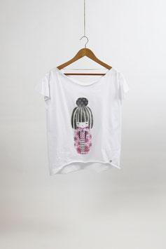 """""""Japanische Matruschka"""" T-Shirt von Sonja Stern"""