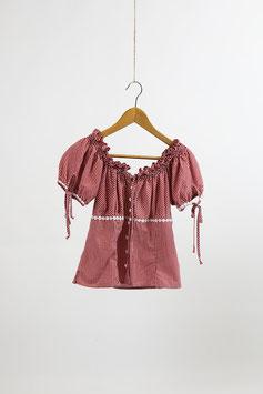 Karo-Hemdchen