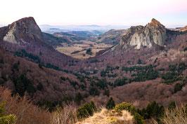 Roches tuilière & Sanadoire - Auvergne
