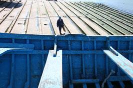 Essaouira -Bateau bleu
