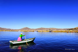 Lac Titicaca - Iles flottantes UROS