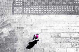 L'homme à la casquette - Séville