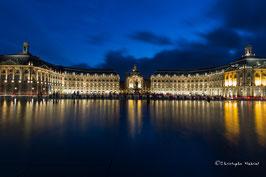 """Bordeaux - Miroir d'eau """"création originale: Corajoud"""""""