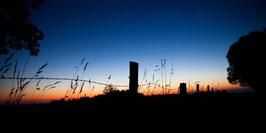 Panoramique Lever soleil  - Auvergne