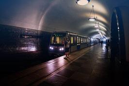 Métro de Moscou 1