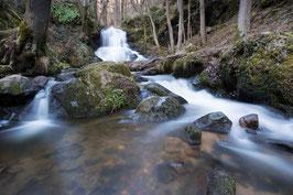 Cascade du petit Gornand - Gorges d'Enval - Auvergne
