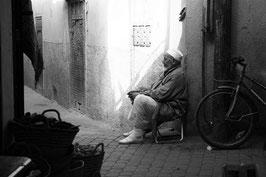Marrakech - Vieil homme