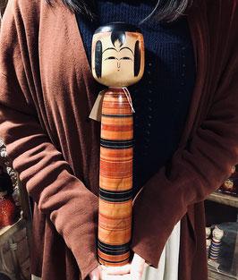 Kokeshi JUMBO style Tsuchiyu  - 39 cm !