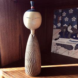 Kokeshi XL de Shido Shozan / 35 cm !!