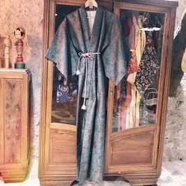 kimono Vintage en tissu épais