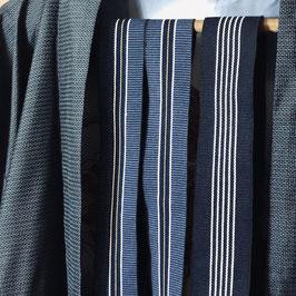 Obi vintage en coton pour homme