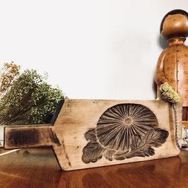 Grand Kashigata vintage - chrysanthème
