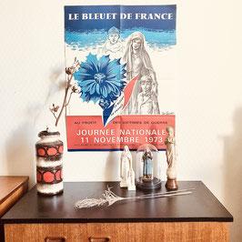Anciennes affiches Bleuet de France